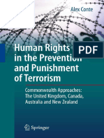 Alex Conte - Human Rights in the Prevention and Punishment of Terrorism