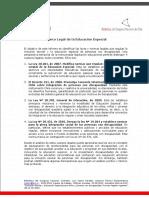 91365 Social Marco Legal de La Educacion Especial 2011