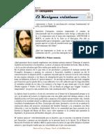 6 El Kerigma cristiano. Catequista.docx