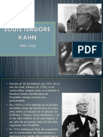 Diapositivas ARQ. KAHN