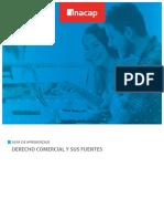 Guía. Derecho Comercial y Sus Fuentes