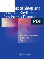 Parkinson Sleep Disorders