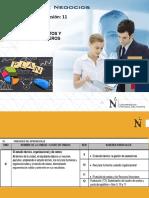Sesión 11 - Estudio de Costos y Los Recursos Financieros