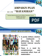 IPSP Bayanihan Info Brief