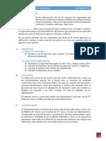 Primer Informe Sanitarias Ing. Leon