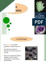 1 - Presentacion Los Minerales