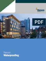 Hanson Waterproofing Brochure