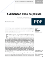 a dimensão ética da palavra.pdf