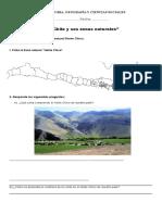 Zonas Climáticas y climas de Chile