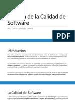 Gestion de La Calidad de Software