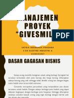 PPT KWU Givesmile