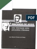 47323904 FREITAS L a P Freud e Machado de Assis Uma Intersecao Entre Psicanalise e Literatura