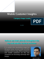 Mobile Usage Insight (India)