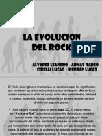La Evolucion Del Rock