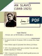 1.Ioan Slavici-bibliografie