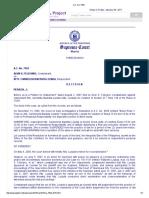 Feliciano vs Bautista-lozada Le 010516