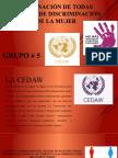 Eliminación de Todas Formas de Discriminación de La MUJER (1)