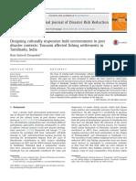 Pasupuleti (2013) Designingculturallyresponsivebuiltenvironmentsinpost disaster.pdf
