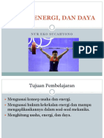 Bab Usaha Energi Dan Daya
