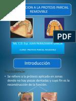 Introducción a la protesis parcial removible (ppr)