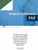 Actividad 24 -Marca Personal