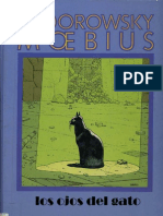 Moebius & Jodorowsky - Los ojos del gato