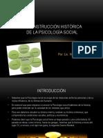 Clase2-3historia de La Psicologia Social