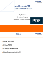 ASM Every DBA Should Know
