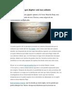 Descubren Por Qué Júpiter Está Tan Caliente (1)