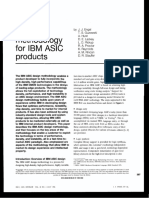 Design Methodology for IBM ASIC Products
