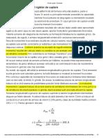 Dimensionarea GRINZILOR de CUPLARE - Encipedia