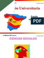 Presentacion Novedades Espana 2005