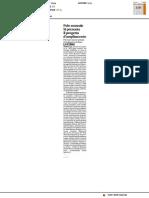Polo Museale, si presenta il progetto - Il Corriere Adriatico del 24 giugno 2017