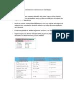 Recomendaciones Nutricionales en Embarazo, Adulto Mayor e Historia Clinica Nutricional