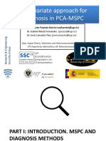 A Univariate approach for Diagnosis in PCA-MSPC