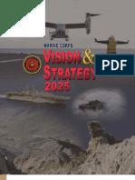 USMC Vision Strategy 2025