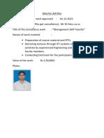 Data for 34 Flex for MST Program-M Srinu