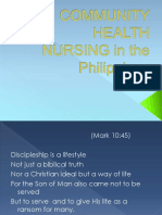Community Health Nursing Board Review