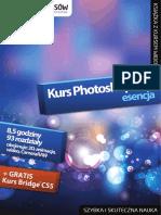 Książka Kurs Photoshop Cs5 Esencja