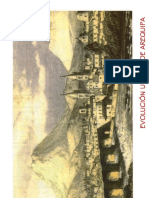 Evolucion Urbana de Arequipa