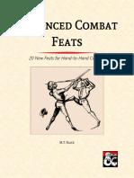 D&D5e - 20 New Combat Feats