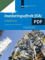 Energie-Investeringsaftrek - Energielijst 2017