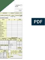 Ficha de Actualización Matrícula 2013 Inicial