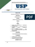 Informe La Marca y Paises Emergentes y Desarrollo