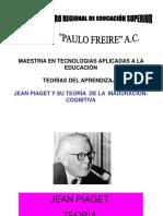 Teoria de La Maduracion Cognitiva Jean Piaget