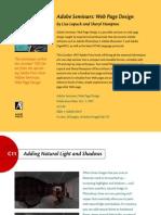 Graphics Techniques for Web Design