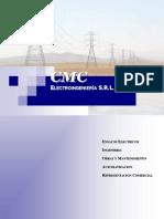 Carpeta Técnica CMC SRL