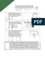 NLM Constraint Relation Practice Sheet