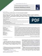 Characterising Performance of Environmental Models