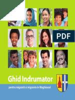 Wegweiser Für Migrantinnen Und Migranten - Rumänisch - Ghid Indrumator
